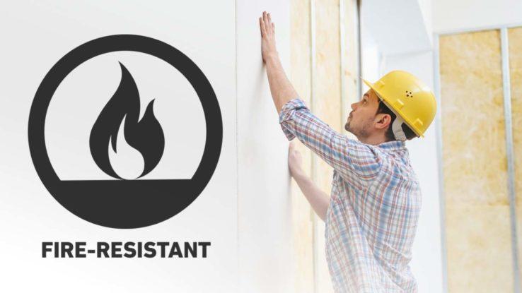DensGlass Shaftliner Reinforced Fire-Rated Fiberglass Wall Panels