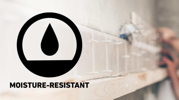 Moisture-Resistant Drywall Gypsum Board