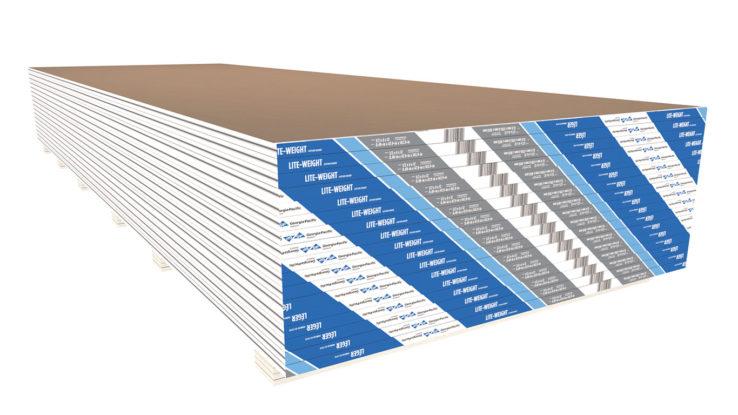 ToughRock Lightweight Drywall Gypsum Wallboard