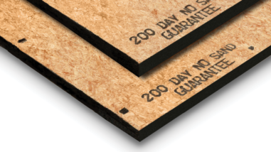 Georgia-Pacific DryGuard Enhanced Moisture-Resistant OSB Roof Sheathing