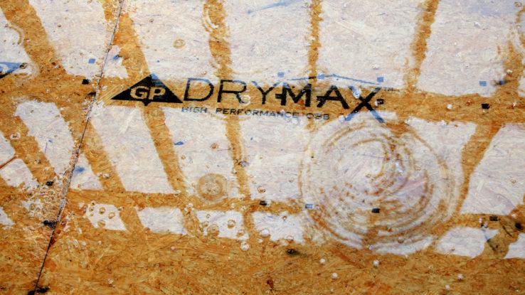 Georgia-Pacific DryMax Subfloor Plywood, Moisture & Water-Resistant OSB