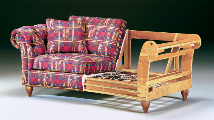 Georgia-Pacific Ply Frame Furniture Panels
