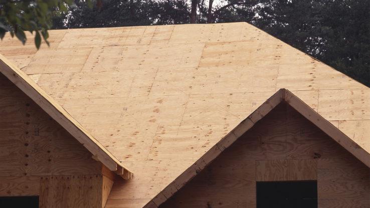 Georgia-Pacific Plytanium Plywood Roof Sheathing Panels