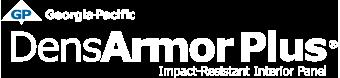 DensArmor Plus Fireguard Impact-Resistant Gypsum Panels