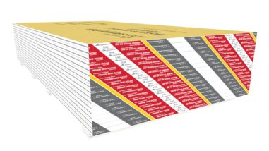 DensArmor Plus Fireguard Abuse-Resistant Drywall Interior Panels