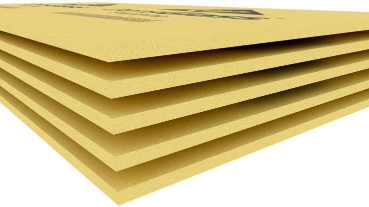 DensGlass Gypsum Sheathing Panels
