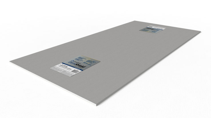DensShield Tile Backer Board Moisture Barrier