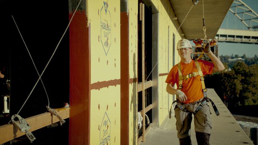 DensElement Gypsum Wallboard Sheathing