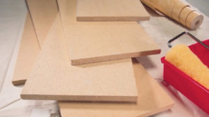 Georgia-Pacific MDF Shelving Board, Particleboard Shelving Lumber