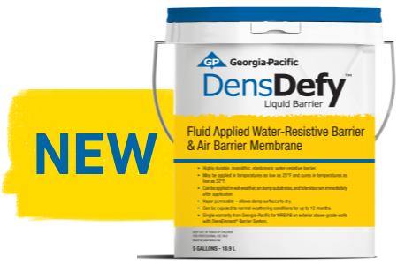 DensDefy™ Liquid Barrier
